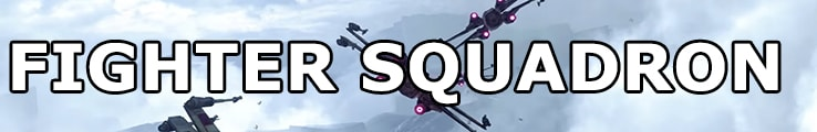 Fighter Squadron Game Mode