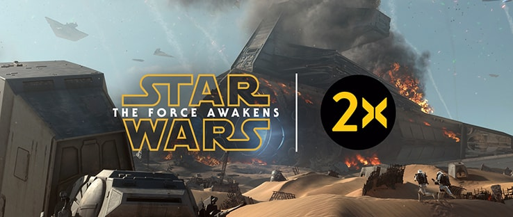 Battlefront Double Points Weekend