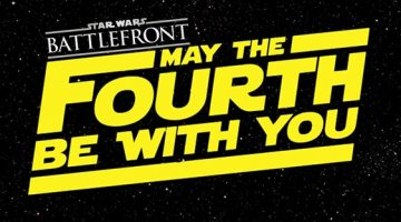 Battlefront May The Fourth