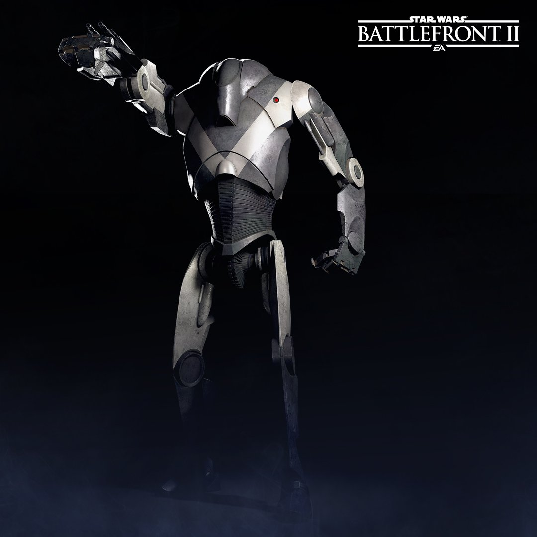 B2 Rocket Droid from Special Characters in Battlefront
