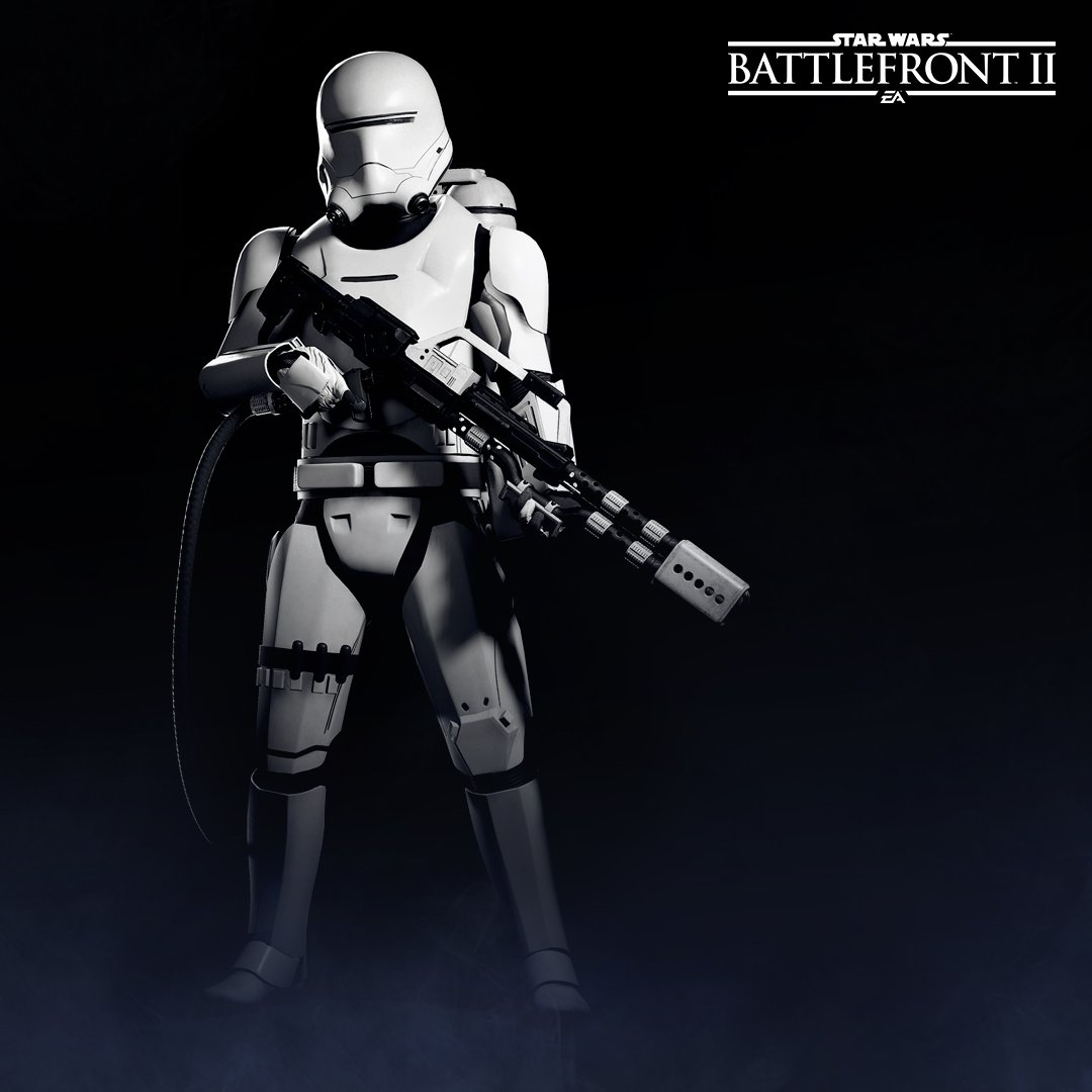 Flametrooper from Special Characters in Battlefront