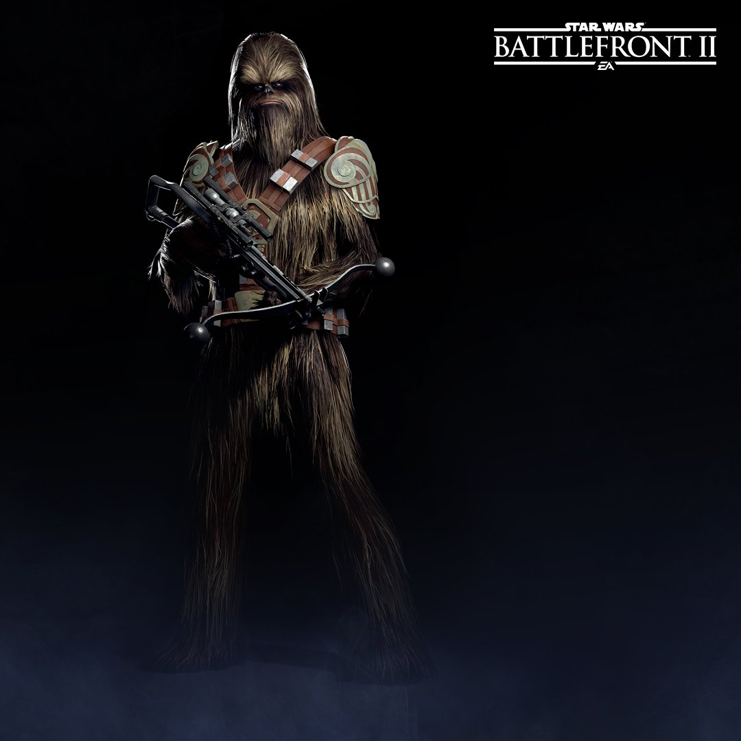 Wookie from Special Characters in Battlefront